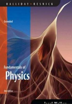 Product picture Fundamentals of Physics Extended 8th Edition