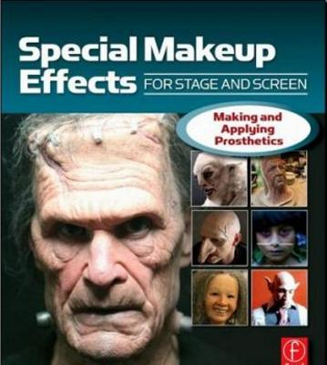 Product picture Special Makeup Effects for Stage and Screen
