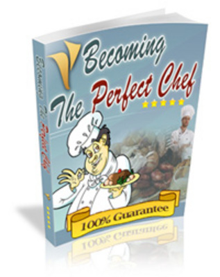 Product picture Becoming the Perfect Chef