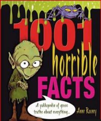 Product picture 1001 Horrible Facts