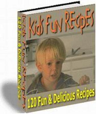 Product picture Fun Kids Recipes